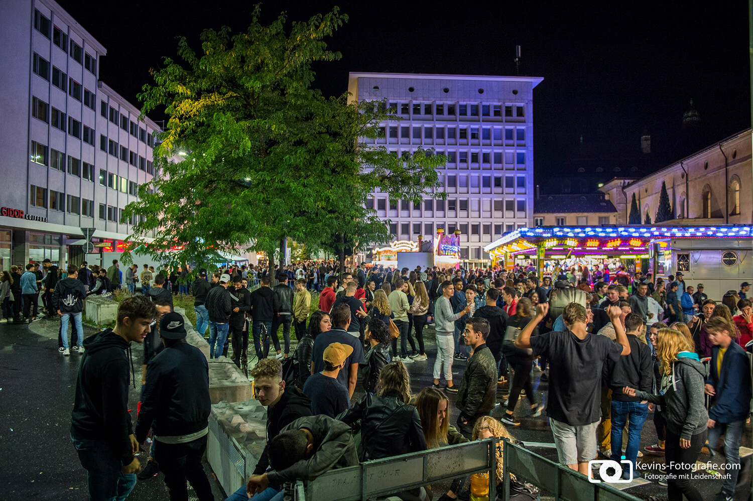Theaterplatz, Churer Fest 2017